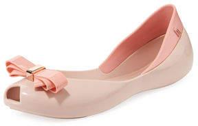 Melissa Shoes Queen VI Bow Flat Sandal