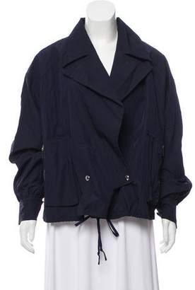 Jason Wu Grey by Over-Sized Cropped Jacket