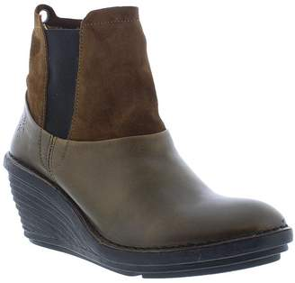 Fly London Womens Sula 673 Leather Boots 40 EU