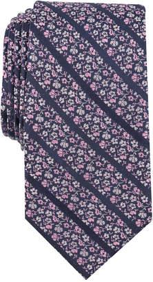Bar III Men's Beddington Floral Skinny Tie