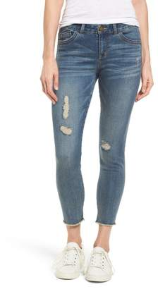 Wit & Wisdom Ripped Seamless Ankle Jeans