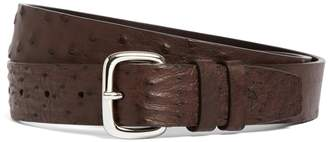 Brooks Brothers Harrys Of London Ostrich Belt