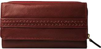 Hidesign Mina Multi-Compartment Leather Wallet