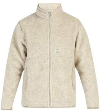Snow Peak - Zip Up Fleece Jacket - Mens - White