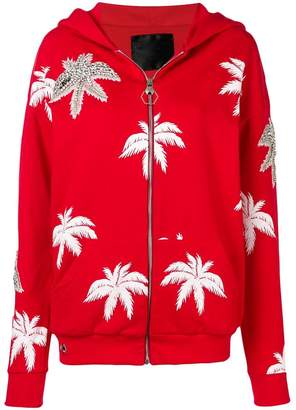 Philipp Plein beaded bomber jacket