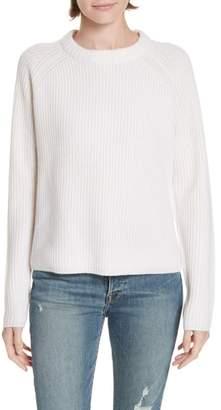 Jenni Kayne Fisherman Crewneck Cashmere Sweater