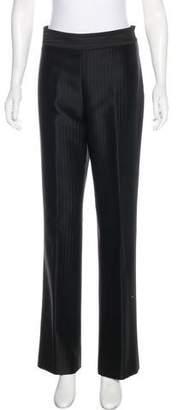 Giorgio Armani High-Rise Wide-Leg Pants