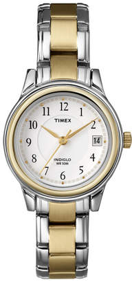 Timex Easy Reader Womens Two-Tone Watch