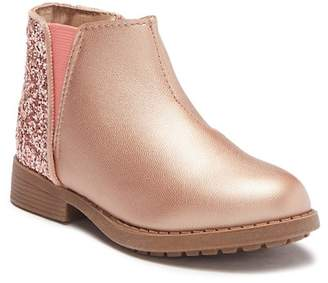 Osh Kosh OshKosh Daria Glitter Ankle Boot (Toddler & Little Kid)