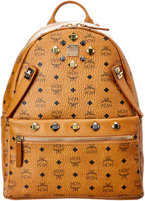 MCM Dual Stark Visetos Backpack