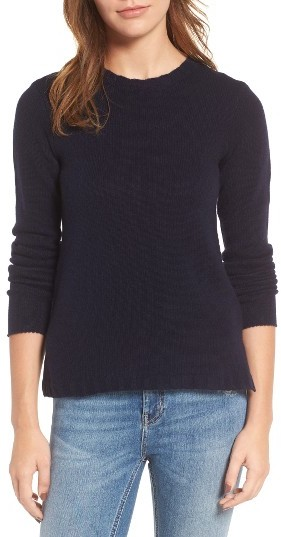 James Perse Women's James Perse Cashmere Crewneck Sweater