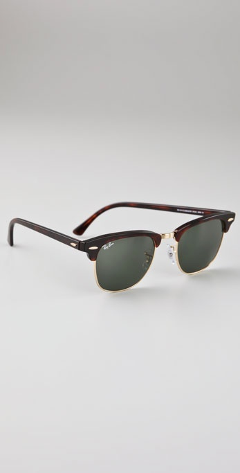 Ray-ban New Clubmaster Sunglasses
