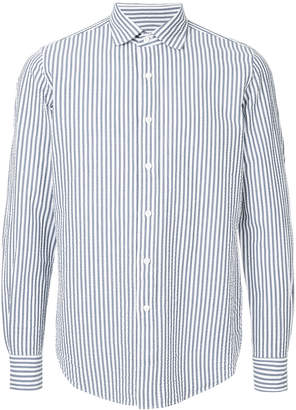 TOMORROWLAND oversized pinstriped shirt