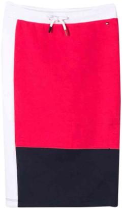 Tommy Hilfiger Color Block Skirt
