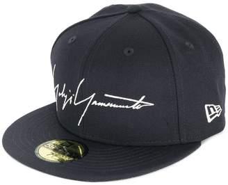 Yohji Yamamoto embroidered baseball cap