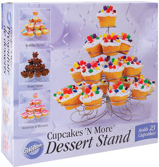N. Wilton Brands Wilton Cupcakes 'n More Dessert Stand