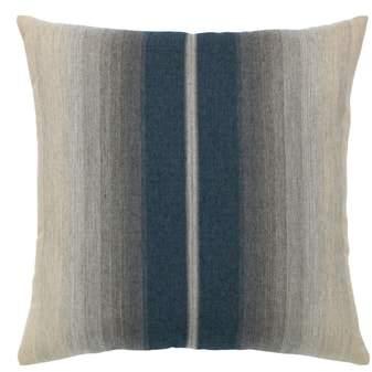 Ombre Indigo Indoor/Outdoor Accent Pillow