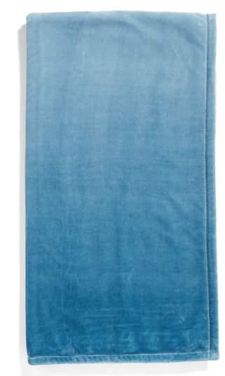 Print Plush Throw Blanket