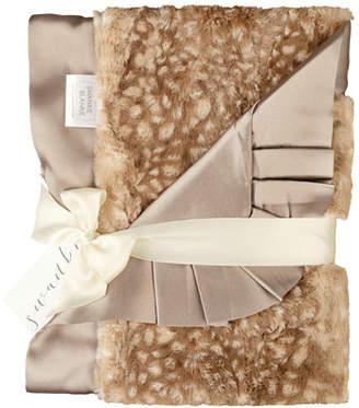 Swankie Blankie Dallas Receiving Blanket