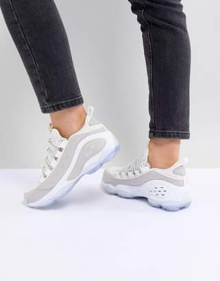 Reebok Classic Dmx Run 10 Ice Sneakers In Grey