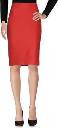 Moschino Cheap & Chic MOSCHINO CHEAP AND CHIC Knee length skirts - Item 35374885
