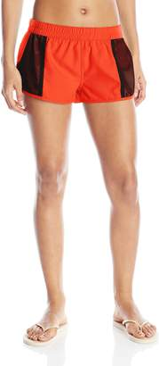 Fox Juniors Vented 2 Boardshort with Across Back