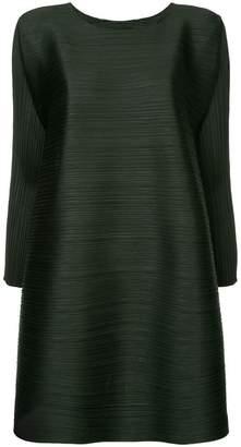 Pleats Please Issey Miyake Stratum Bounce Dress