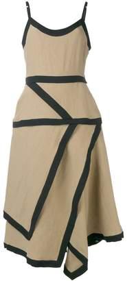 J.W.Anderson napkin dress