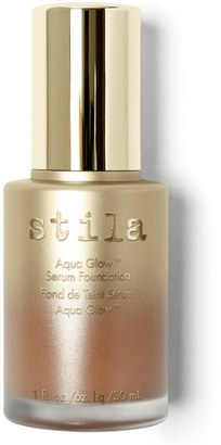 Stila 'Aqua Glow' Serum Foundation - Dark $45 thestylecure.com