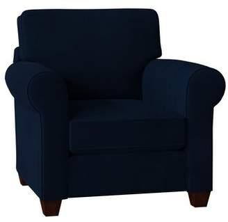 Eliza J Wayfair Custom UpholsteryTM Armchair Wayfair Custom UpholsteryTM