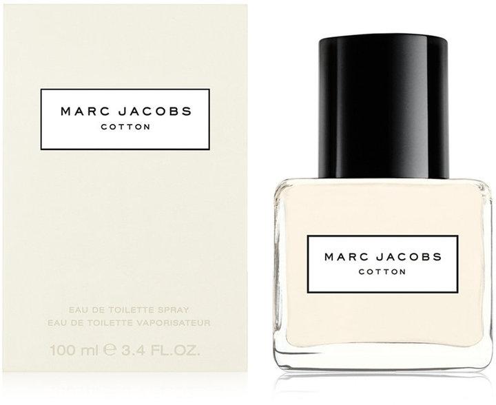 Marc JacobsMARC JACOBS Cotton Eau De Toilette Splash, 3.4 oz