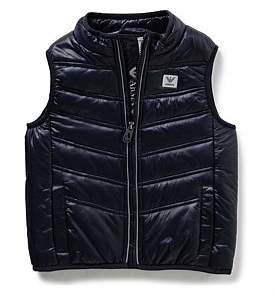 Armani Junior Boys Puffer Vest