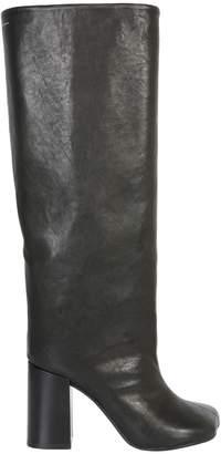 MM6 MAISON MARGIELA High Tabi Boots