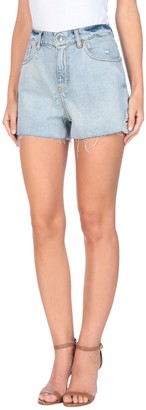 Iro . Jeans IRO. JEANS Denim shorts