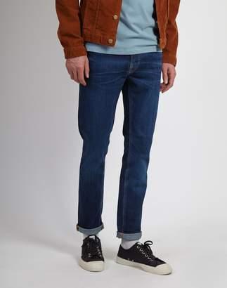 Nudie Jeans Grim Tim Jeans Dark Blue