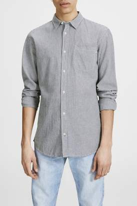 Jack and Jones Jorelton Long Sleeve Slim Fit Shirt