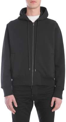 Versace Hooded Sweatshirt With Zip