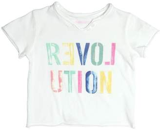 Zadig & Voltaire Zadig&voltaire Revolution Printed Cotton Jersey T-Shirt