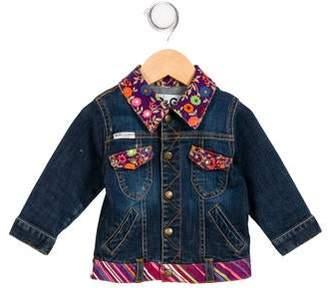 Dolce & Gabbana Girls' Denim Jacket