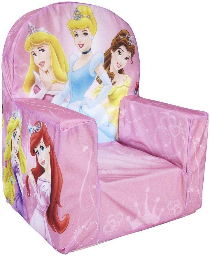 Disney Princess High Back Chair