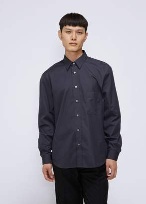 Lemaire Straight Collar Shirt