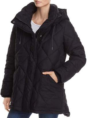 Burberry Blakeshall Quilted Coat