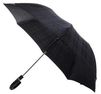 Burberry Nova Check Nylon Umbrella