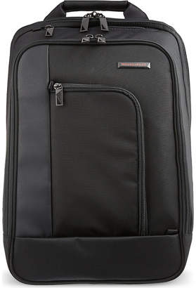 Briggs & Riley Verb activate backpack, Black