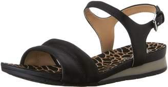 Geox Women's D Formosa C Flat Heel Sandal