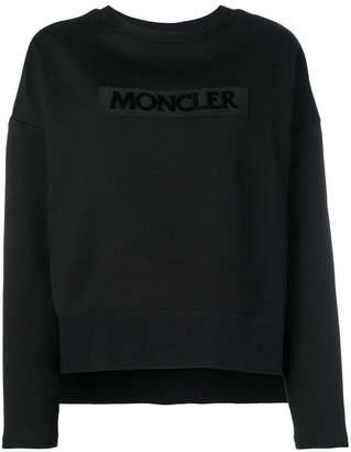Moncler (モンクレール) - Moncler ロゴ スウェットシャツ