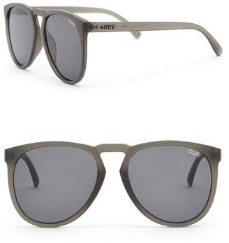 Quay Ph.D Retro Sunglasses