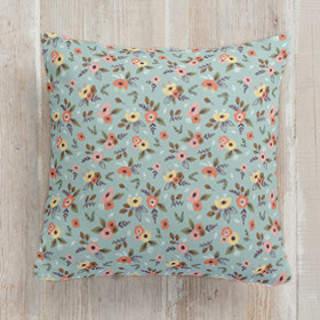 Vintage Charm Square Pillow
