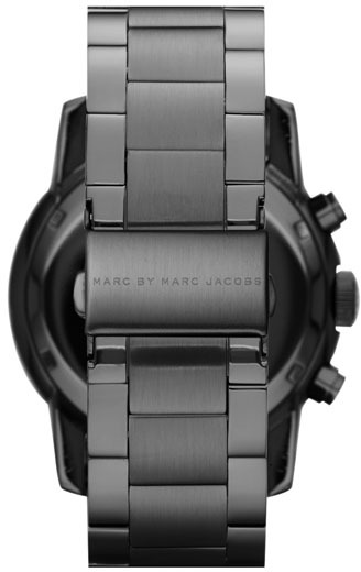 Marc by Marc Jacobs 'Larry' Chronograph Bracelet Watch, 46mm