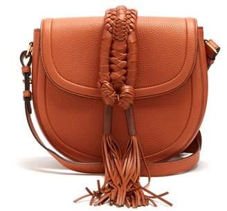 Altuzarra Ghianda Leather Cross Body Bag - Womens - Tan